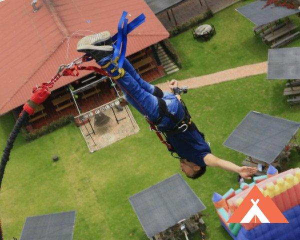 Salto bungee aventura