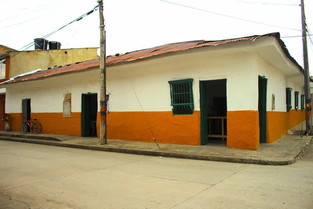Restaurante tipico Jamioy
