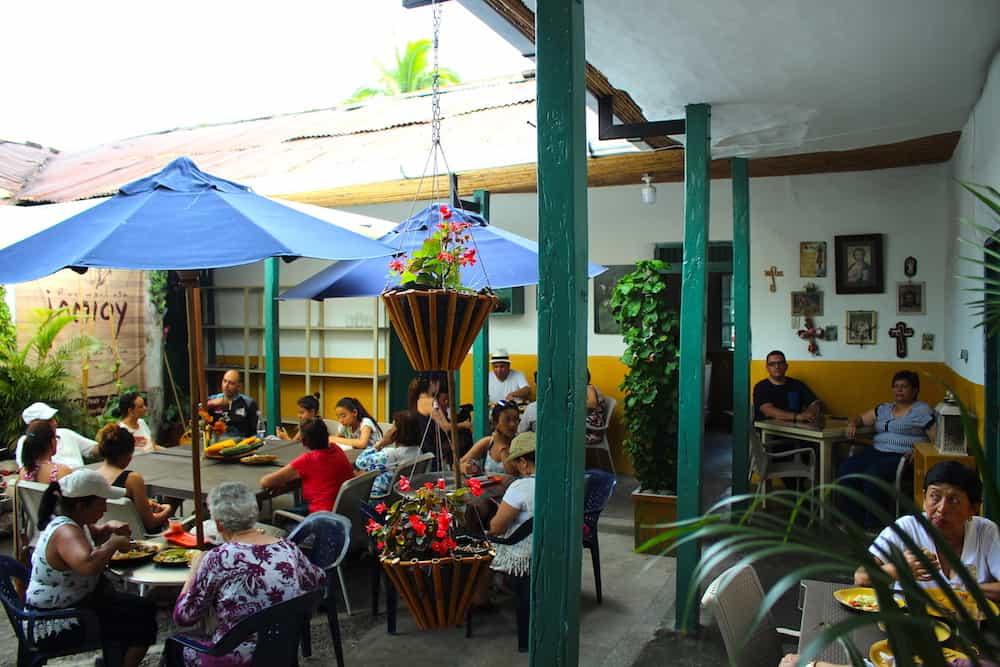 restaurante jamioy anapoima