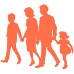 familia turista aventura